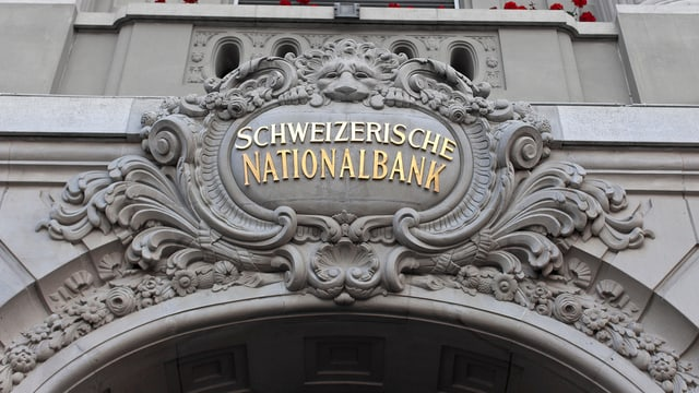 Porta da la SNB.