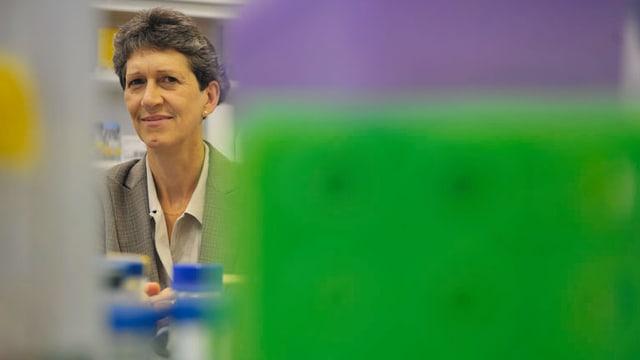 Video «Am Schalter der Gene - (15) Susan Gasser, Genetikerin (alt)» abspielen