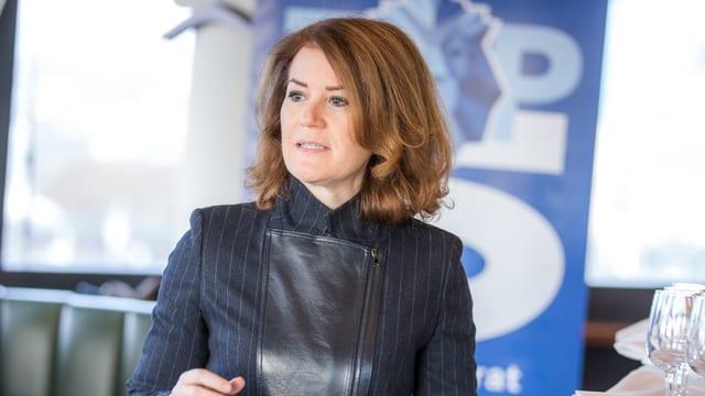 Susanne Brunner (SVP) kandiert für den Zürcher Stadtrat