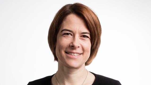 FDP-Fraktionschefin Petra Gössi.