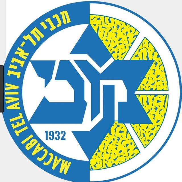 Vereinswappen Maccabi