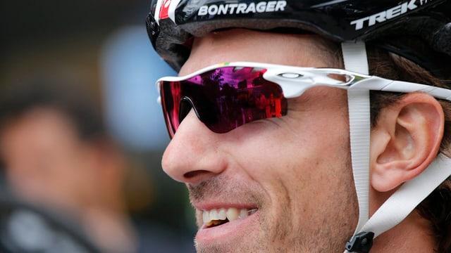 Purtret dal ciclist svizzer Fabian Cancellara.