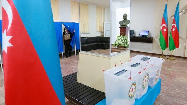elecziuns en aserbaidschan