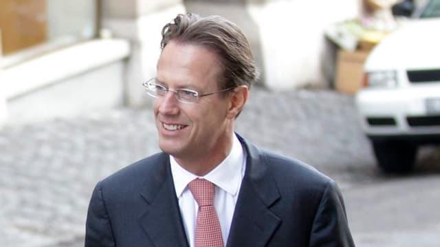 FDP-Nationalrat Christian Lüscher.
