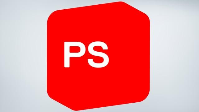 Il maletg mussa il logo da la PS