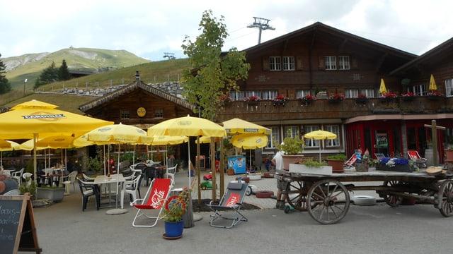 Video «Geilsbrüggli in Adelboden - Tag 3 (Siegerbeiz)» abspielen