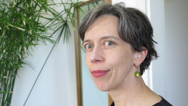 Regula Müller leitet die städtische Kontaktstelle Sucht.