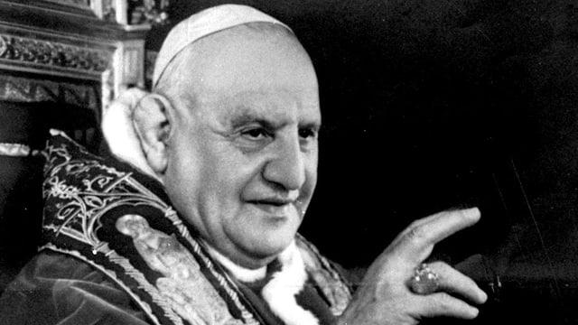 Porträt Papst