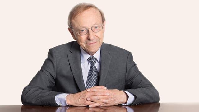 Hans Giger, Rechtsprofessor