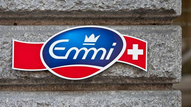 Il logo d'Emmi.