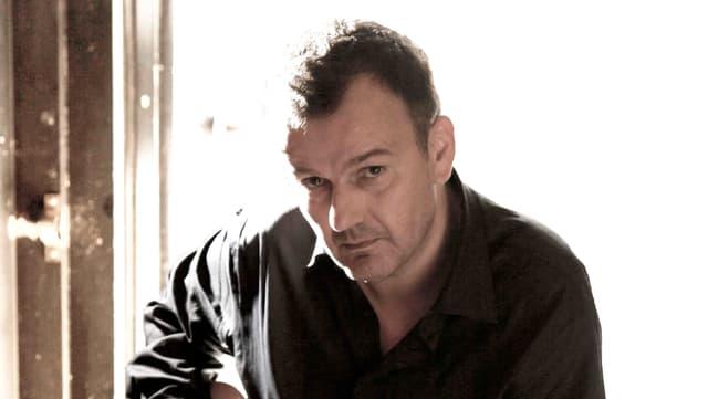 Bluesmusiker Philipp Fankhauser