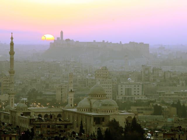 Bild von Aleppo.