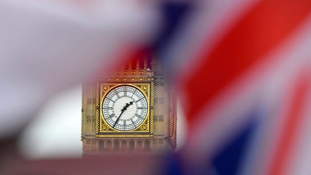 Big Ben, 22, Juni 2016: Nur noch Stunden bis zum historischen Abstimmungstag in Grossbritannien.
