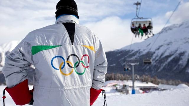 Forsa bainbaud gieus olimpics sin la Corviglia? - U en auters lieus en svizra?