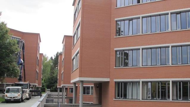 Baudepartement in Aarau
