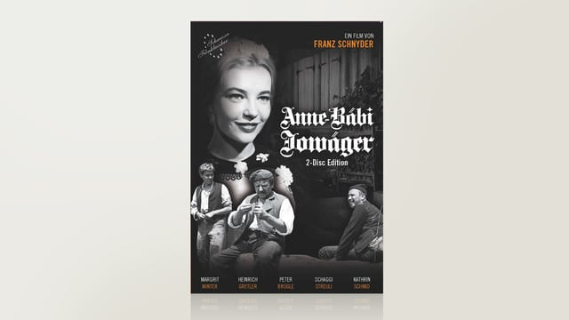 Anne Bäbi Jowäger