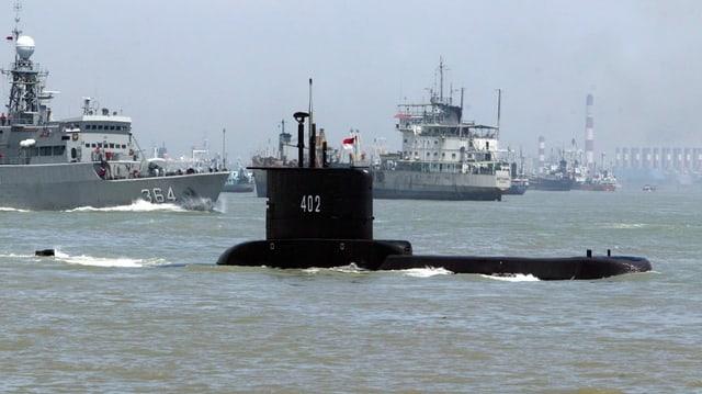 Das U-Boot.