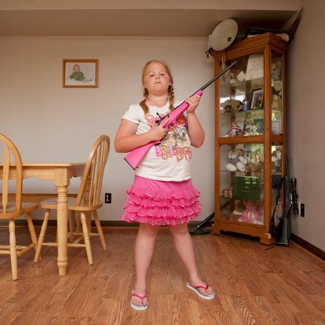 An Sofie Kesteleyn, My First Rifle (2013)