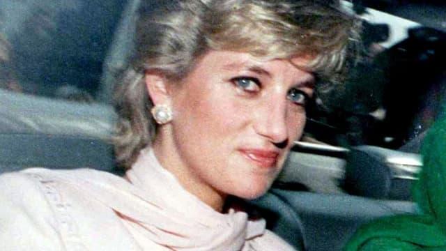 Lady Diana, aufgenommen im Jahr 1996.