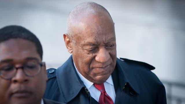 Porträt von Bill Cosby.