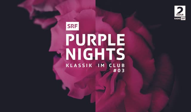 «SRF Purple Nights» miterleben