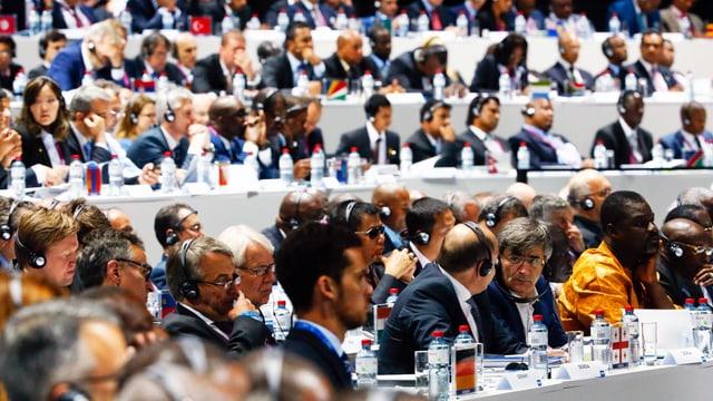 Fifa-Kongress im Mai 2015