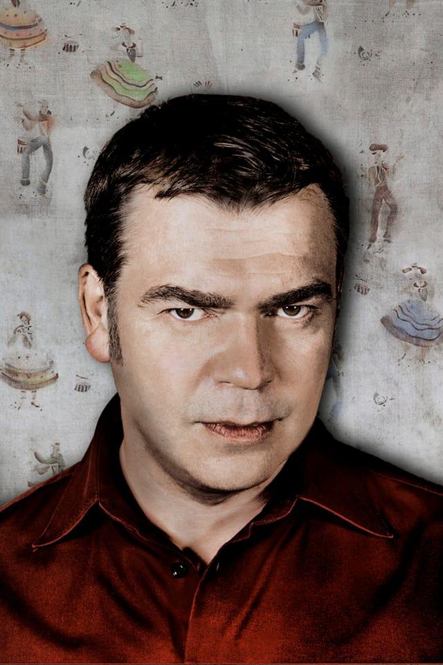 Portrait Max Goldt
