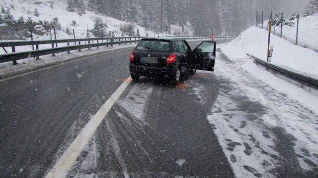 Suenter in accident stat in auto a mesa via.