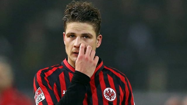 Pirmin Schwegler fehlt Eintracht Frankfurt auf unbestimmte Zeit.