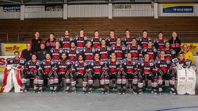 foto da l'entira equipa