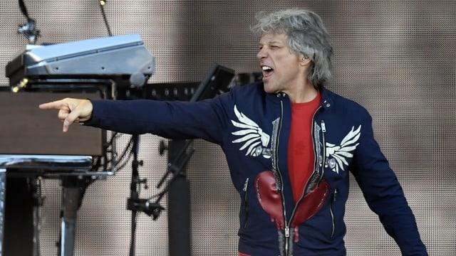 Bon Jovi in Zürich