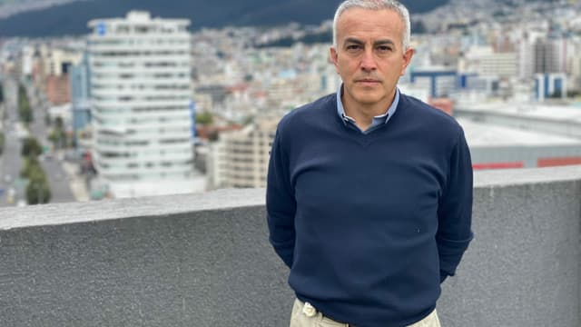 Der frühere Chef des Heeres Javier Pérez