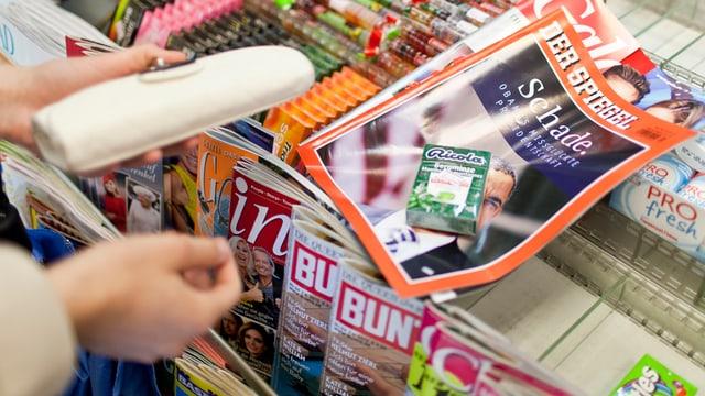 Differentas revistas