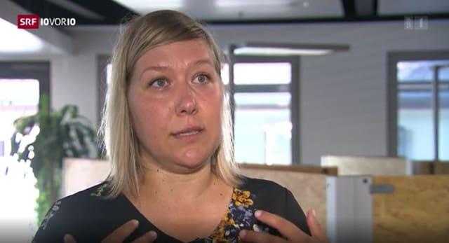 Anastasia Sapegina forscht als Arbeitspsychologin an der Universität St. Gallen