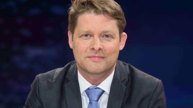 Portrait von Guido Steinberg