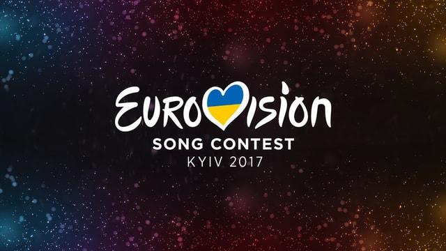Das Logo vom Eurovision Song Contest in Kiew 2017.