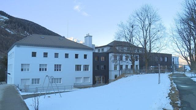 Center da sandà, Val Müstair