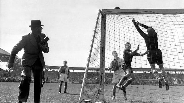 Es war das zweite von vier Finalspielen zwischen GC und Basel - und gleichzeitig das einzige, das die Zürcher auch gewinnen konnten.