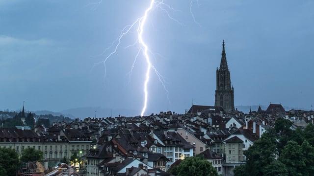 chametg sur la citad da Berna