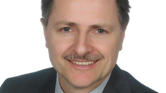 Hans Feuz, neuer Gemeindeamman von Altnau.