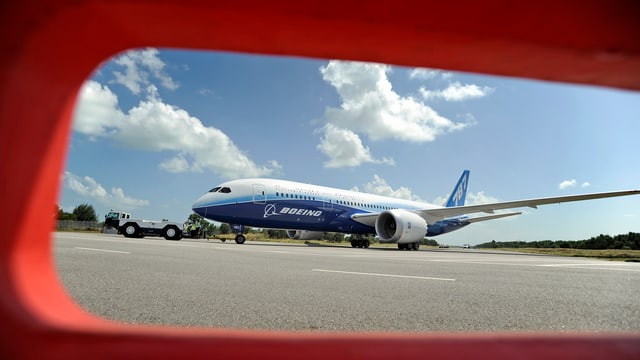 Der Dreamliner wird zwar weiter produziert, aber nicht mehr ausgeliefert.
