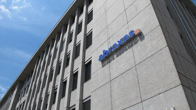 Gebäude Abraxas