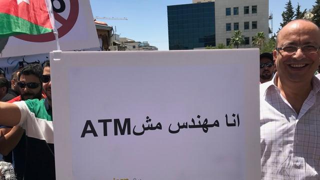 Unmissverständliche Botschaft zum geplanten Steuergesetz: «Ich bin ein Ingenieur, kein Geldautomat»