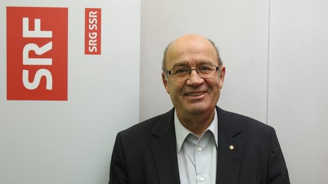 Porträt Christian Miesch
