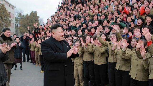 Nordkoreas Diktator Kim