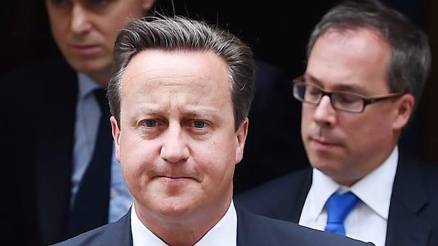 David Cameron, davos tiers dus parlamentaris