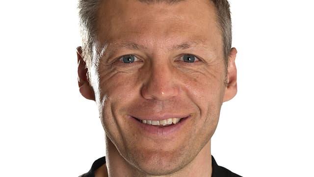 Porträt von Reto Gertschen.
