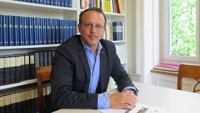 Benjamin Schindler