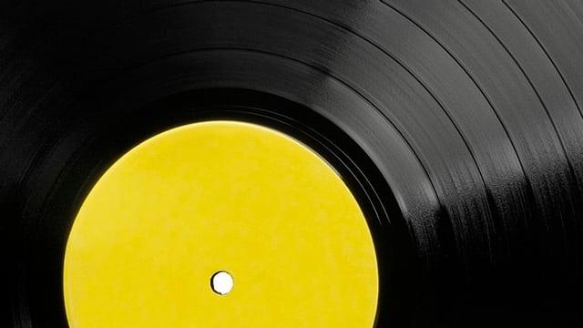 Vinyl, das «schwarze Gold»