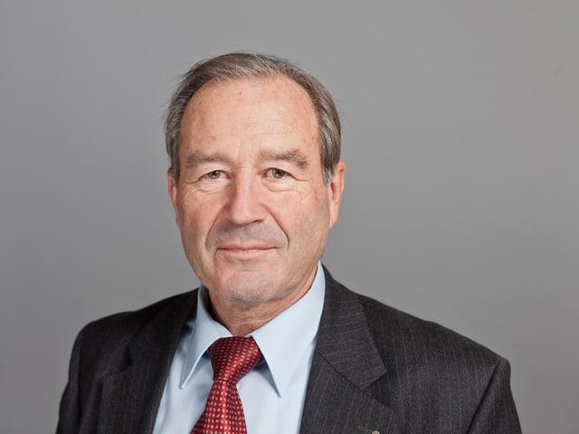 SVP-Nationalrat Maximilian Reimann